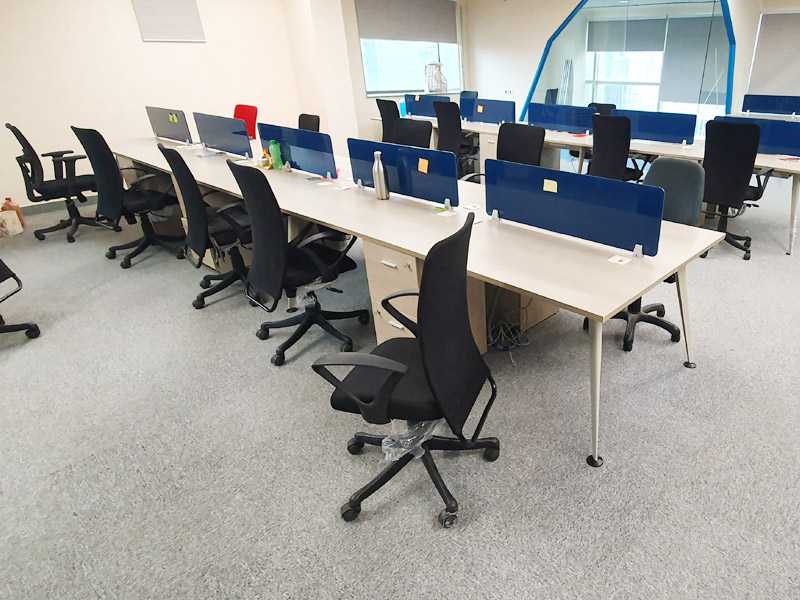 Office Furniture Metal Base in India